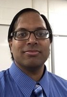 A photo of Bejoy, a tutor from Fordham University