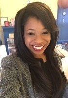 A photo of Tiffani, a tutor from Howard University
