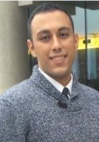 A photo of Christopher, a tutor from Fordham University