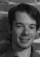 A photo of Al, a tutor from Johns Hopkins University
