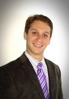 A photo of Zach, a tutor from Ithaca College
