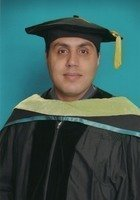 A photo of George, a tutor from New York College of Podiatric Medicine