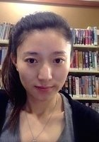 A photo of Yuan Jing, a tutor from BEi Jing Union University