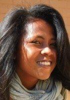 A photo of Fabiola, a tutor from Alliance Française Madagascar