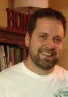 A photo of Thomas, a tutor from Appalachian State University