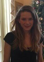 A photo of Caroline, a tutor from Brown University