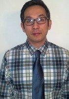 A photo of Robert, a tutor from Stony Brook University