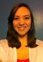 A photo of Megan, a tutor from Marietta College