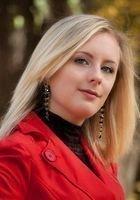 A photo of Daria, a tutor from The University of Texas at Arlington