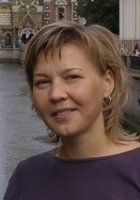 A photo of Oxana, a tutor from Barnaul State Pedagogical Universtiy