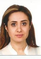 A photo of Echtar, a tutor from Alfurat University/ Syria