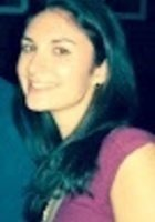 A photo of Kristen, a tutor from Loyola University Maryland