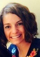 A photo of Stephanie, a tutor from Washburn University