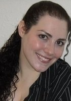 A photo of Rachel, a tutor from Oregon State University