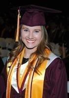 A photo of Catherine, a tutor from Arizona State University