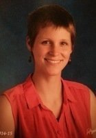 A photo of Amber, a tutor from University of Wisconsin-La Crosse