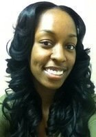 A photo of Kenae, a tutor from Delaware State University
