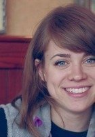 A photo of Rachel, a tutor from James Madison University