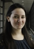 A photo of Maria, a tutor from CUNY City College