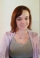 A photo of Sarah, a tutor from West Chester University of Pennsylvania