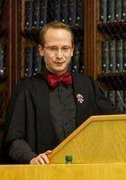 A photo of Radim, a tutor from Seton Hall University