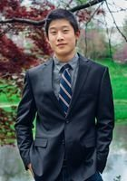 A photo of Cilas, a tutor from James Madison University