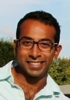 A photo of Naveen, a tutor from Cornell University