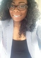 A photo of Bria, a tutor from William Paterson University of New Jersey