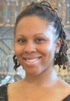 A photo of Jera, a tutor from Kent State University