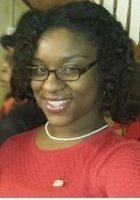 A photo of Shanice, a tutor from CUNY Brooklyn College