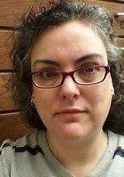 A photo of Barbara, a tutor from Johns Hopkins University