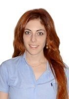 A photo of Laura, a tutor from Complutense University of Madrid