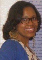 A photo of Neiunna, a tutor from Talladega College