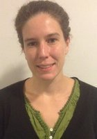 A photo of Sarah, a tutor from Oberlin College