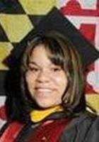 A photo of Erica, a tutor from University of Maryland-College Park