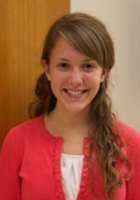 A photo of Kristen, a tutor from Brigham Young University