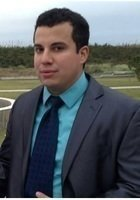 A photo of Christopher, a tutor from The College of New Jersey