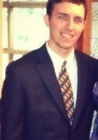 A photo of Dan, a tutor from Emory University