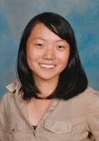 A photo of Jasmine, a tutor from Swarthmore College