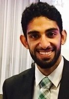 A photo of Saad, a tutor from Tufts University
