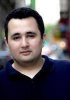 A photo of Juan, a tutor from Fordham University