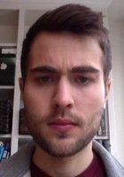 A photo of Robert, a tutor from George Washington University