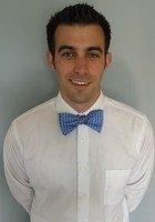 A photo of JJ, a tutor from Villanova University