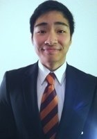 A photo of Daniel, a tutor from Virginia Polytechnic Institute and State University