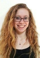 A photo of Hannah, a tutor from American University