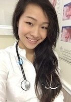 A photo of Nam Phuong, a tutor from University of Maryland-Baltimore County