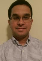 A photo of Syed, a tutor from Florida Atlantic University