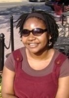 A photo of Marcelle, a tutor from Howard University