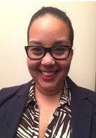 A photo of Dana, a tutor from SUNY at Geneseo