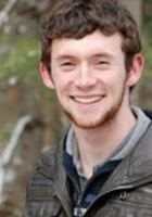 A photo of Patrick, a tutor from Swarthmore College